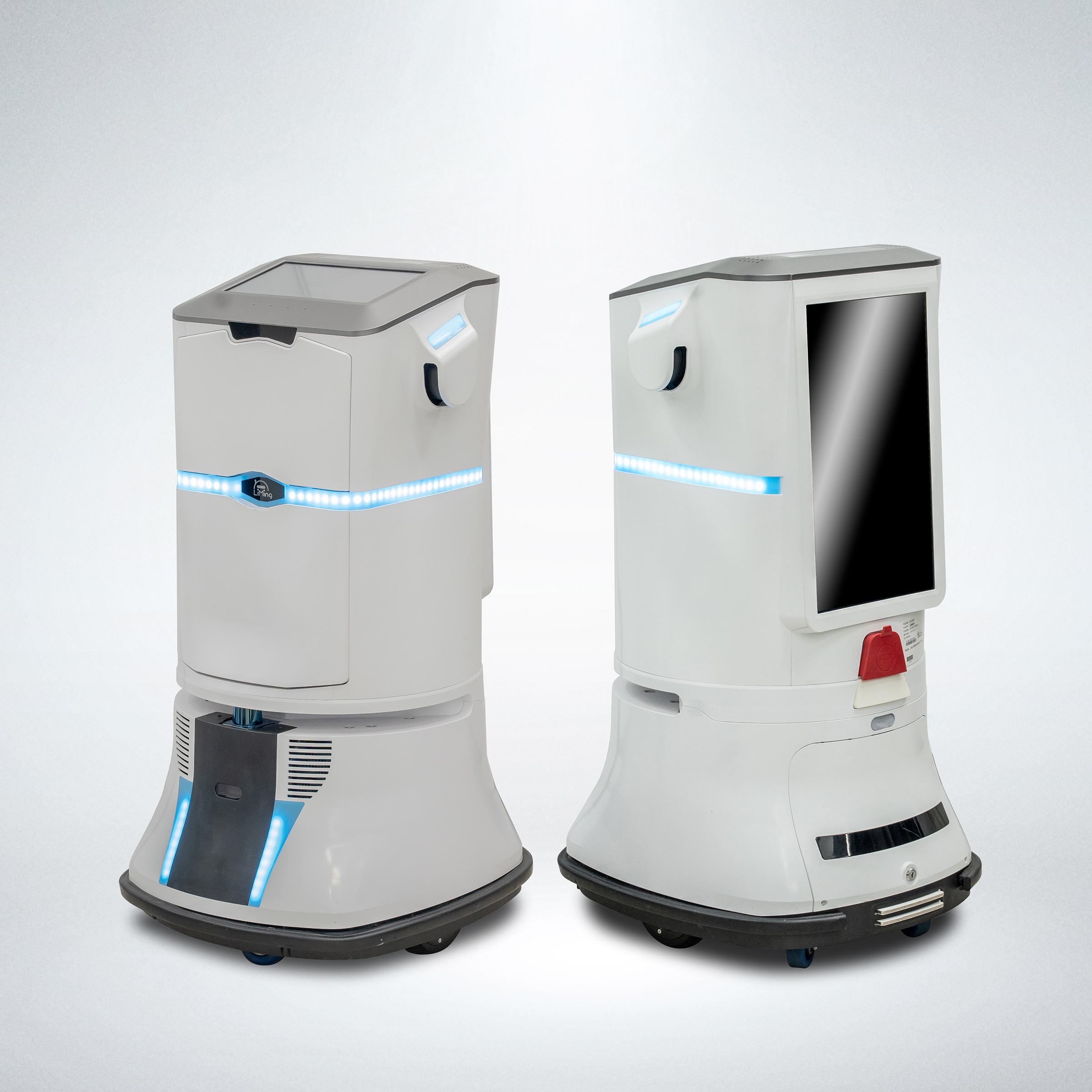 サービスロボット NAOMI
